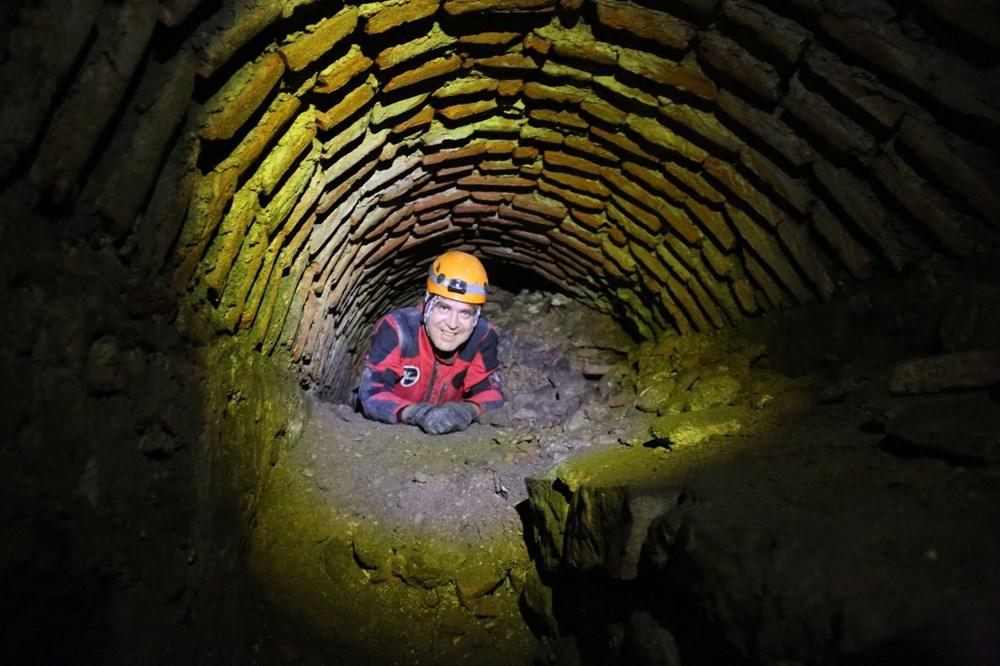 Ayasofya'nın yeraltı yapıları üç boyutlu olarak ilk defa görüntülendi - 5