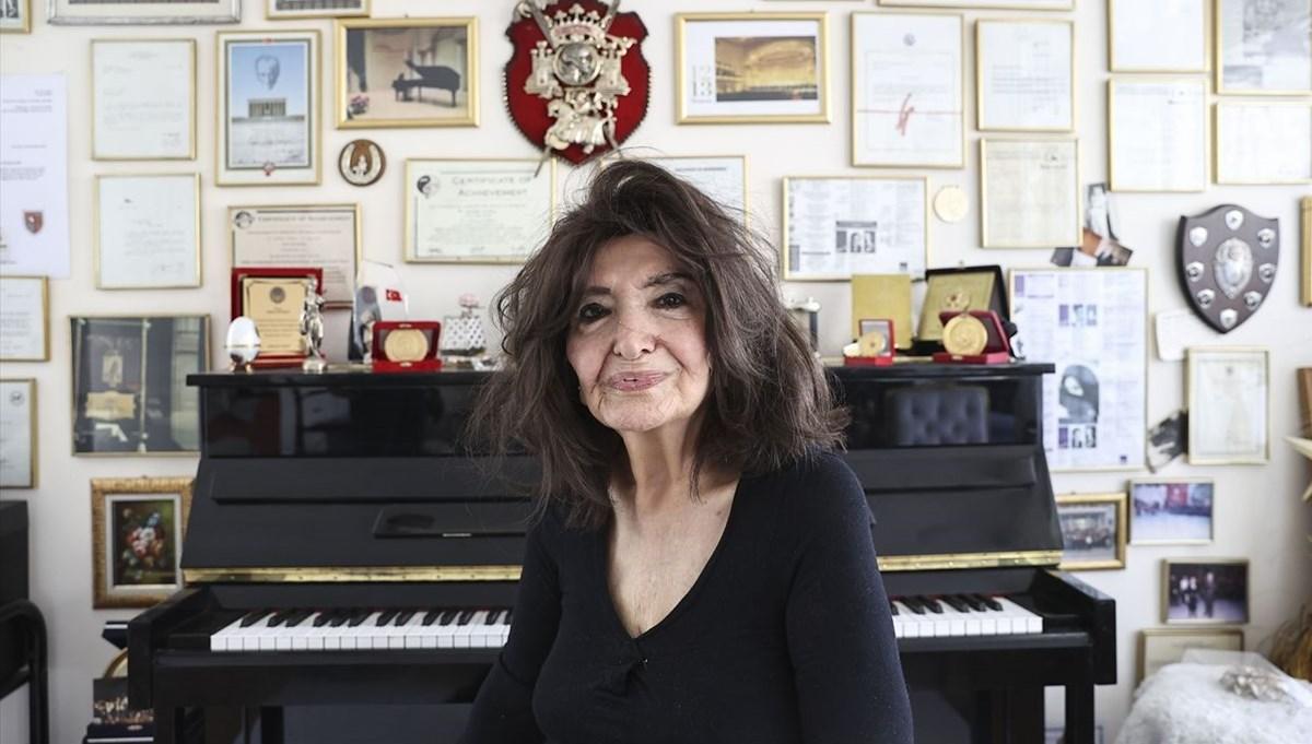'Harika Türk' piyanist Yüksel Dural, Ertuğrul Fırkateyni faciasıyla ilgili hazırladığı senfonik projeye destek bekliyor