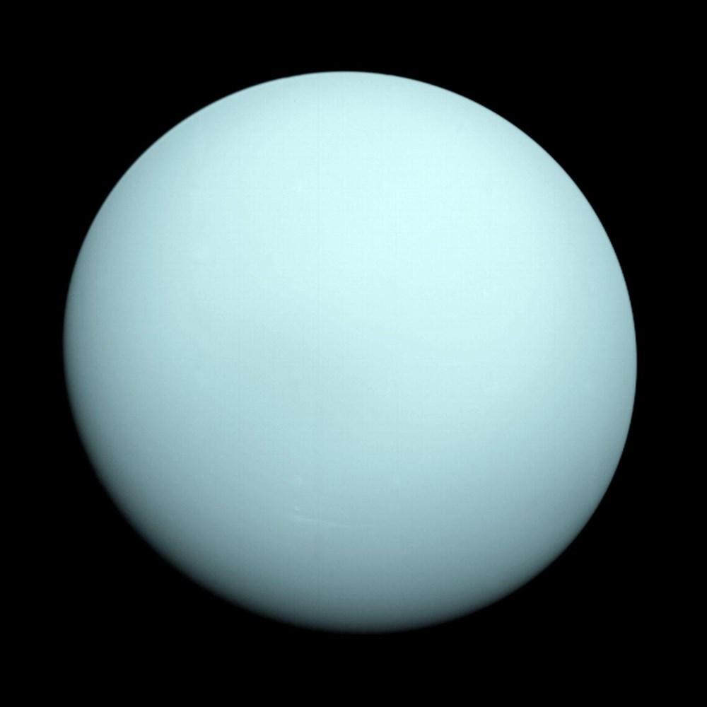 Uranüs'te şaşırtan keşif: X-ray ışınları yayıyor - 4