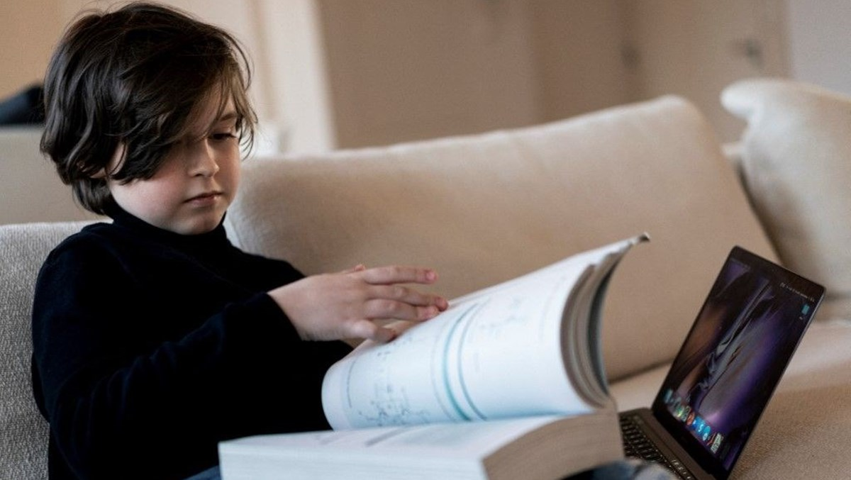 11-year-old 'genius boy' graduated from university in Belgium