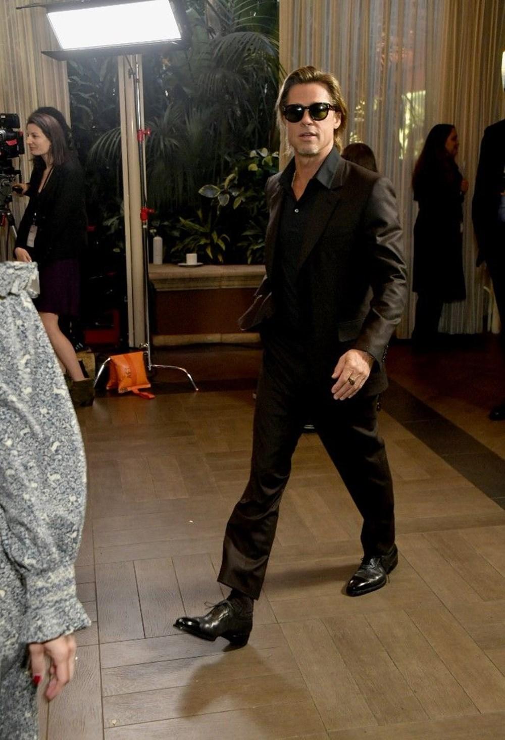 Brad Pitt'ten yeni film: Bullet Train - 3