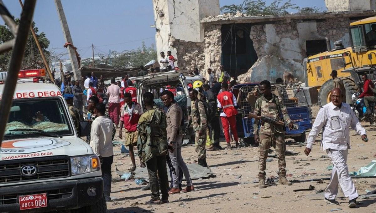 Somali'de askeri üsse saldırı: 6 ölü