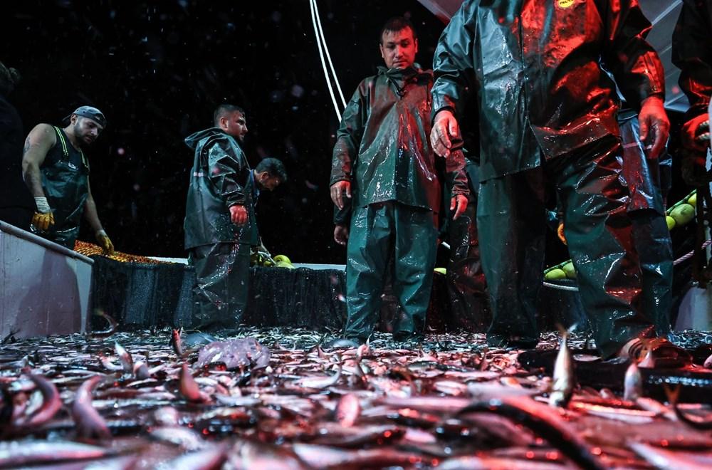 Av yasağı kalktı: Sezonun ilk balıkları avlandı - 5