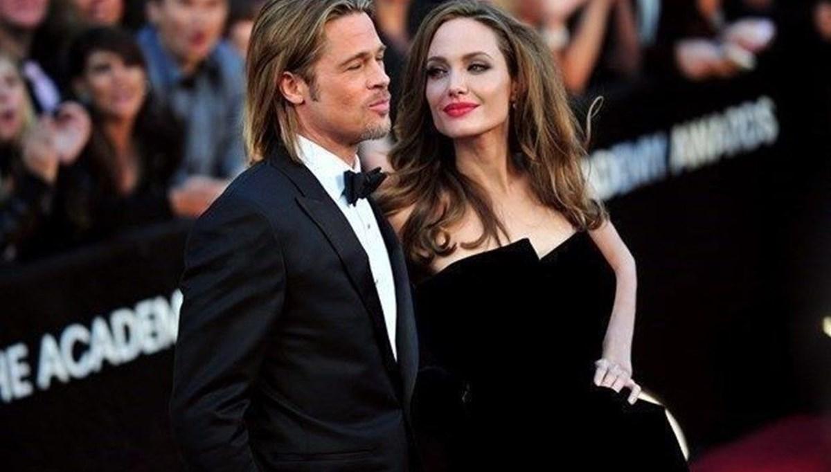 Angelina Jolie, Brad Pitt ile ortak mülkündeki hissesini sattı