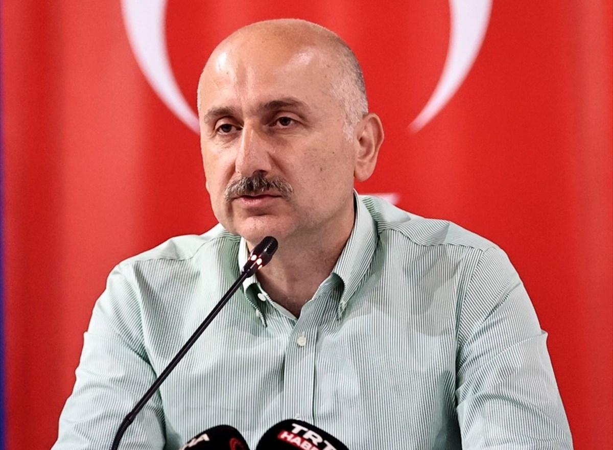 Bakan Kurum: Orman alanlarını ne Antalya'da ne Muğla'da ne Marmaris'te ne de Bodrum'da imara açmayacağız