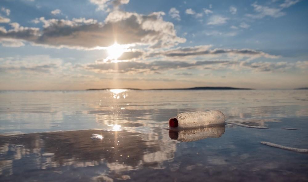 Tuz Gölü küçülüyor - 15