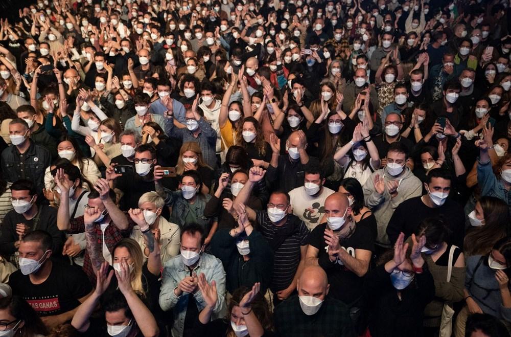 Barcelona'da yapılan 5 bin kişilik konser deneyi sonuçlandı - 3