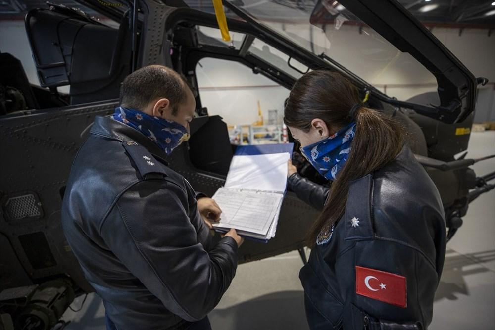 Türkiye'nin ilk kadın taarruz helikopter pilotu - 3