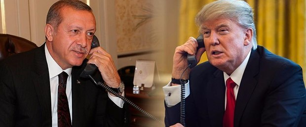 Cumhurbaşkanı Erdoğan ile Trump ile ilgili görsel sonucu