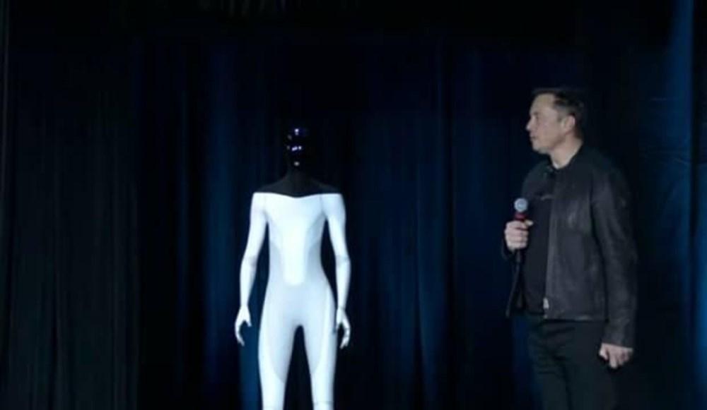 Tesla'dan insansı robot - 1