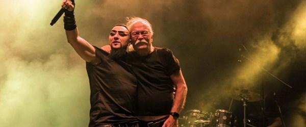 Cahit Berkay ile Hayko Cepkin aynı sahnede