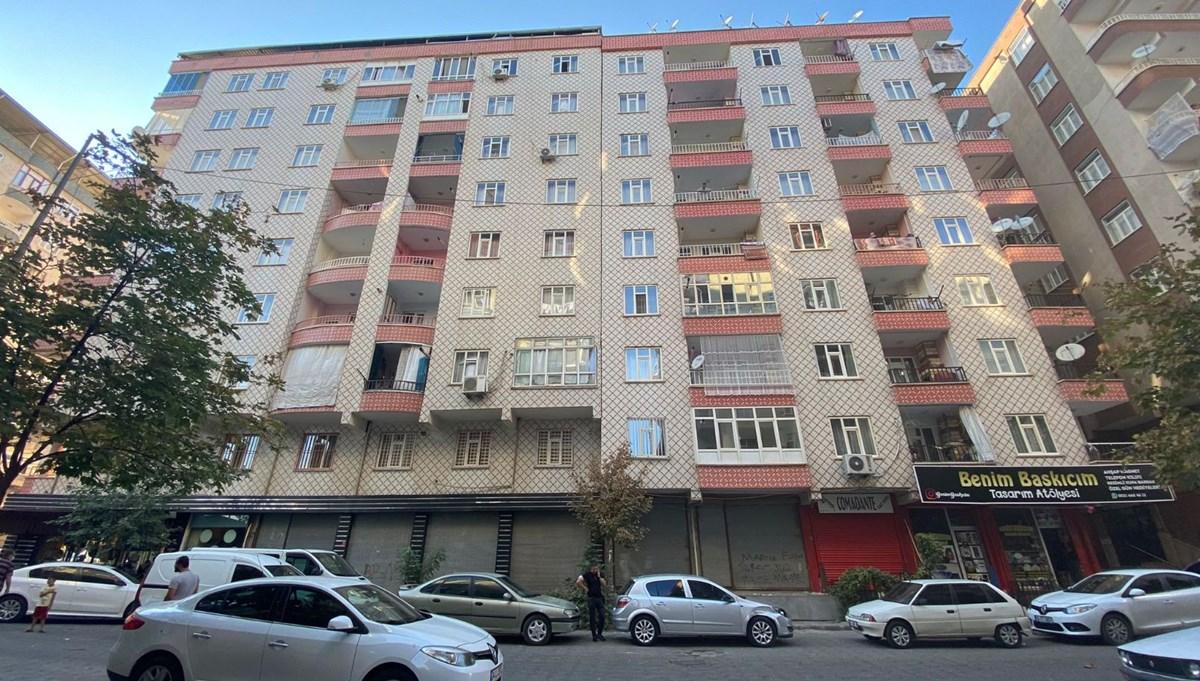 Apartmanın 7. katından düşen 12 yaşındaki Aslı hayatını kaybetti