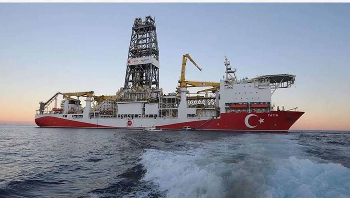 Türkiye'nin Karadeniz'deki doğalgaz keşfi dış basında geniş yer buldu