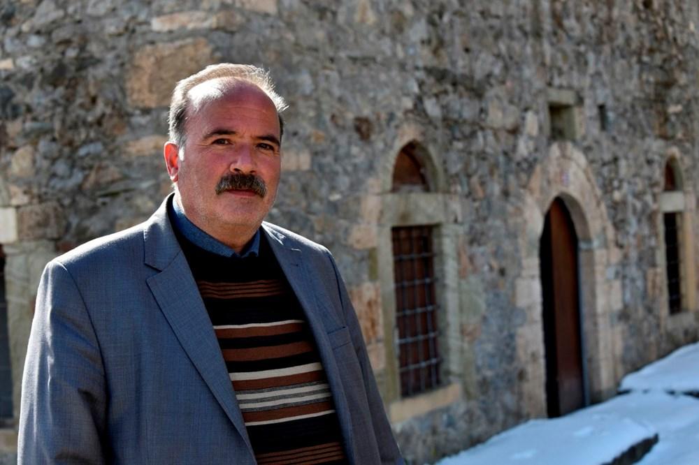 Gümüşhane'deki 800 yıllık ecdat yadigarı camiye eksik restorasyon iddiası - 7