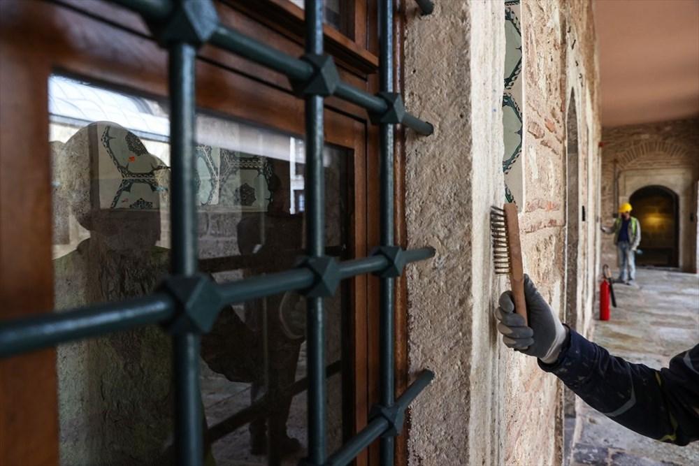 Topkapı Sarayı Harem Dairesi'nin kapasitesi üç katına çıkıyor - 13