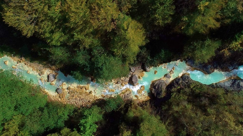 Giresun'un saklı cenneti Mavigöl, pandemide gezginlerin uğrak yeri oldu - 10