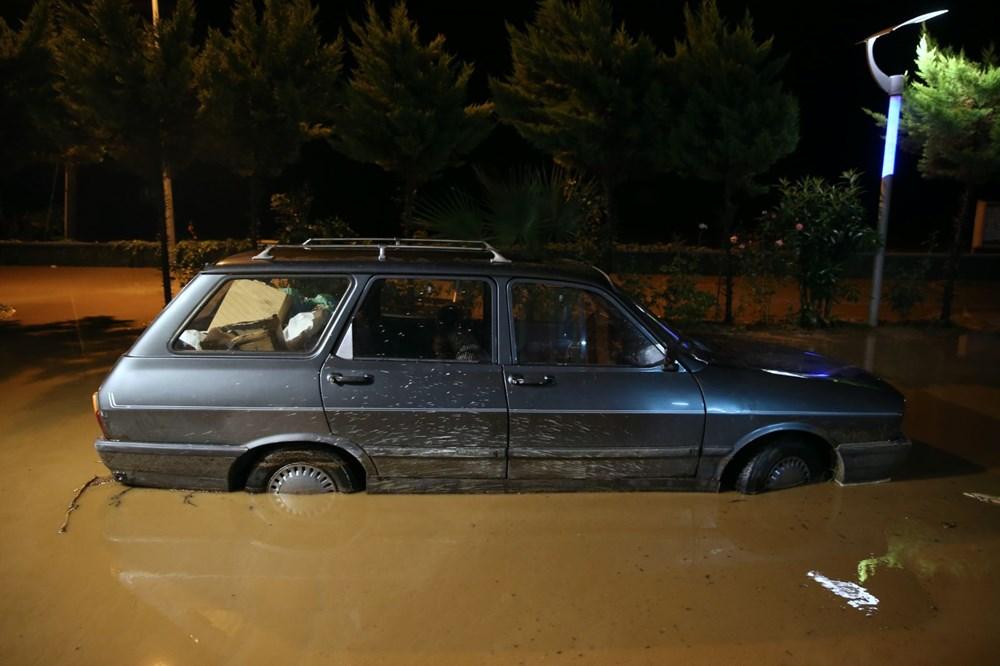 Şiddetli yağış Rize'yi de vurdu: 2 can kaybı - 40