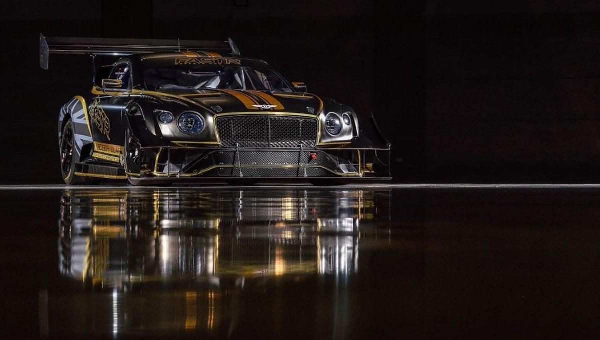 Bentley gözünü yeni bir rekora dikti