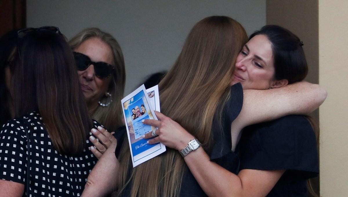 Bir aile yok oldu: Miami'deki çöken binada hayatını kaybedenler için ilk cenaze töreni düzenlendi