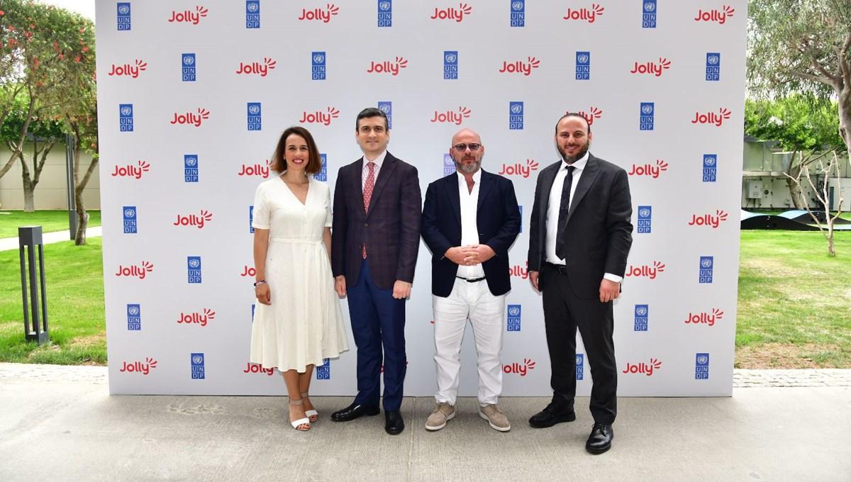 Jolly ve UNDP Türkiye, sürdürülebilir turizm için yeni çalışmalarını 'Mirasım Türkiye' kampanyası ile sürdürecek