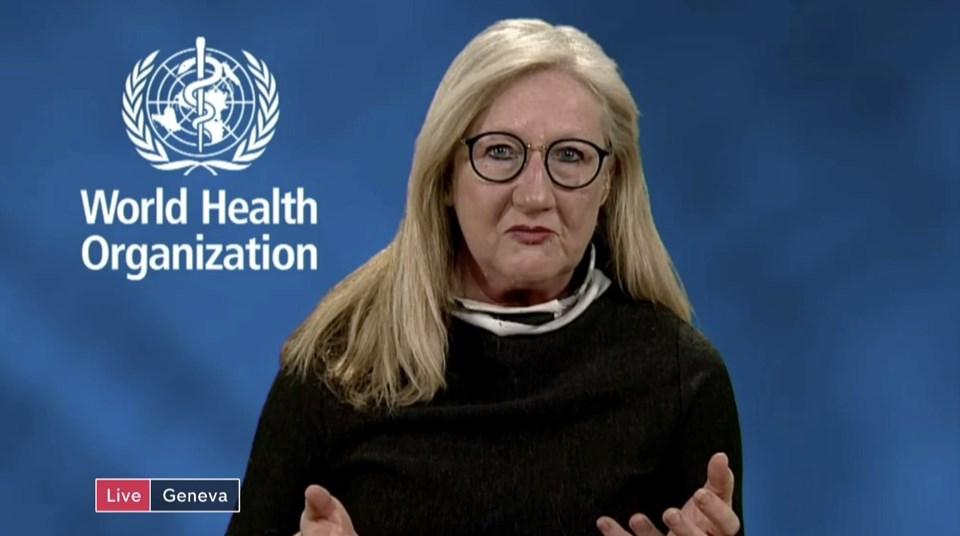 DSÖ Sözcüsü Margaret Harris