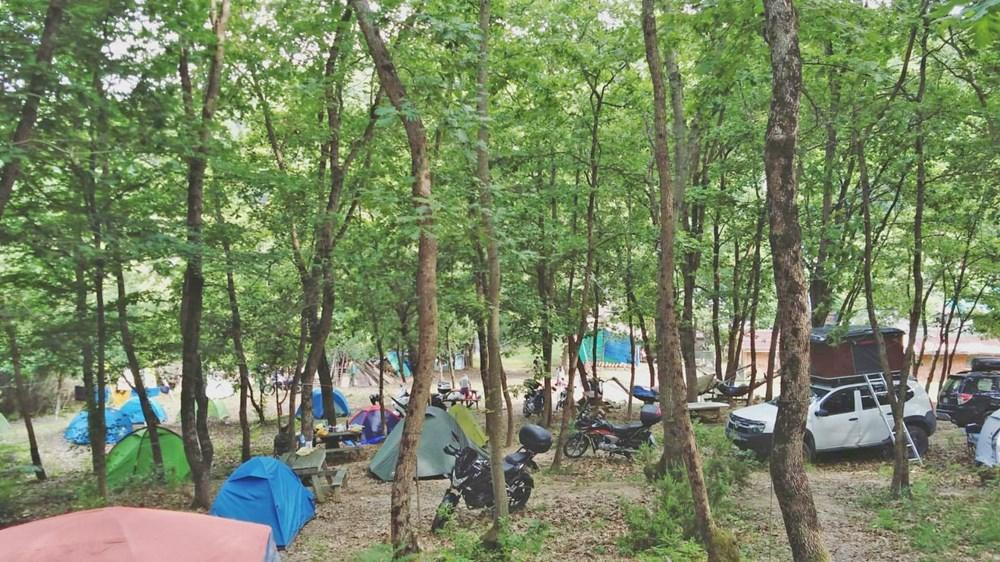 İstanbul çevresindeki en iyi kamp alanları - 23