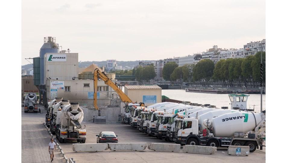 Fransız çimento şirketi Lafarge'ın DAEŞ'e ödeme yaptığına ilişkin belgeler ortaya çıktı