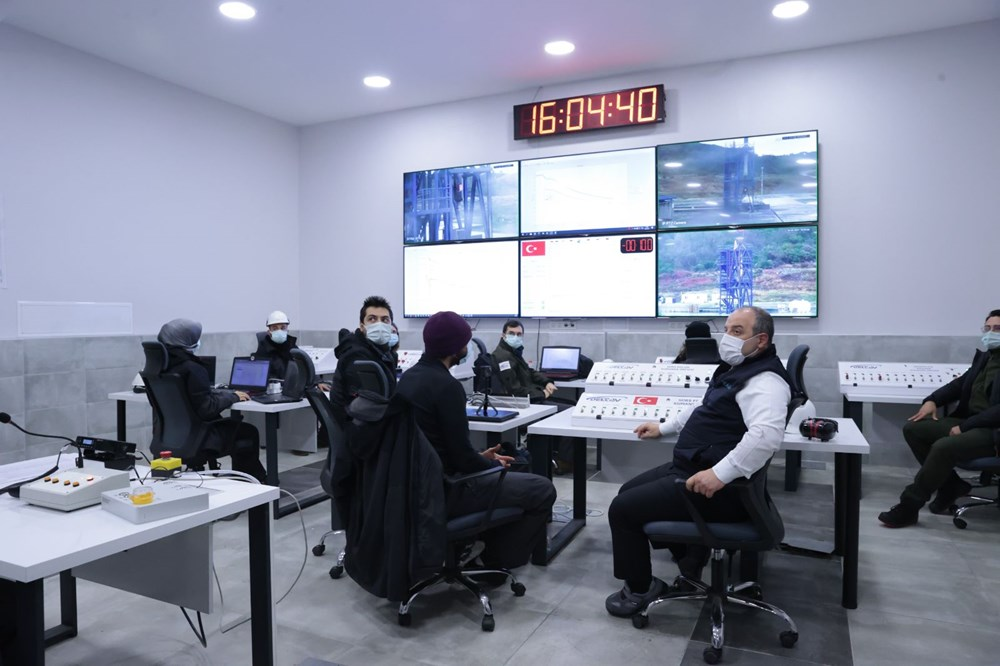 Milli Uzay Programı: Yerli roket motoru testi geçti - 19