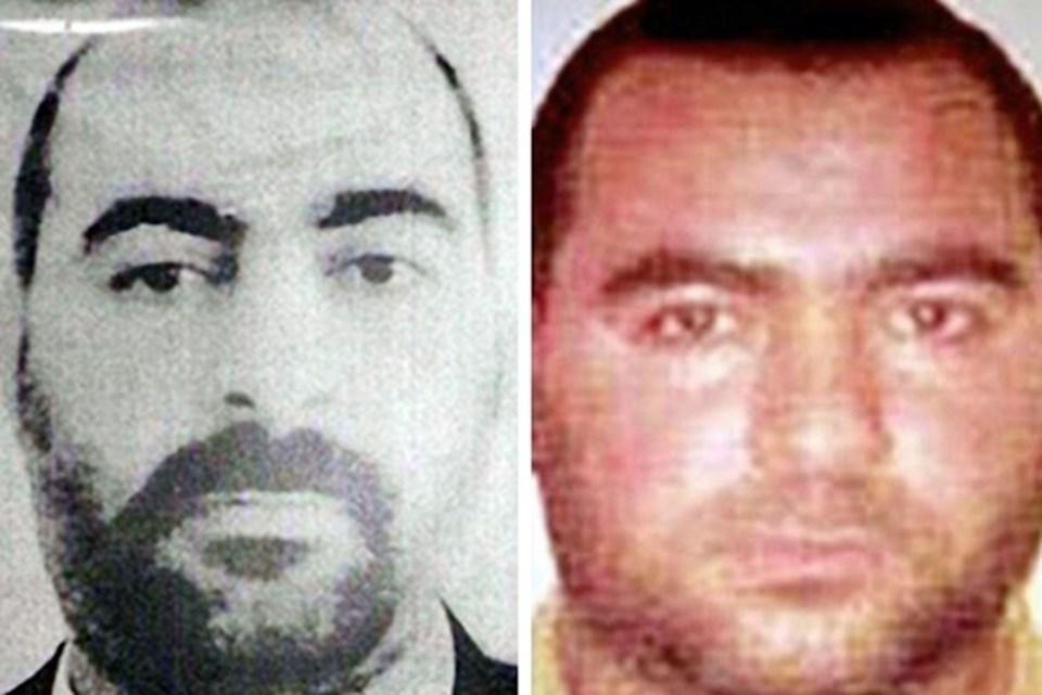 Bağdadi'ye ait, biri FBI diğeri de Irak İçişleri Bakanlığı'nda olmak üzere yalnızca iki fotoğraf vardı.