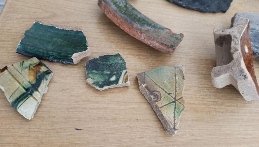 Ahlat İç Kale kazısında 5 bin 200 yıllık seramikler bulundu - 8