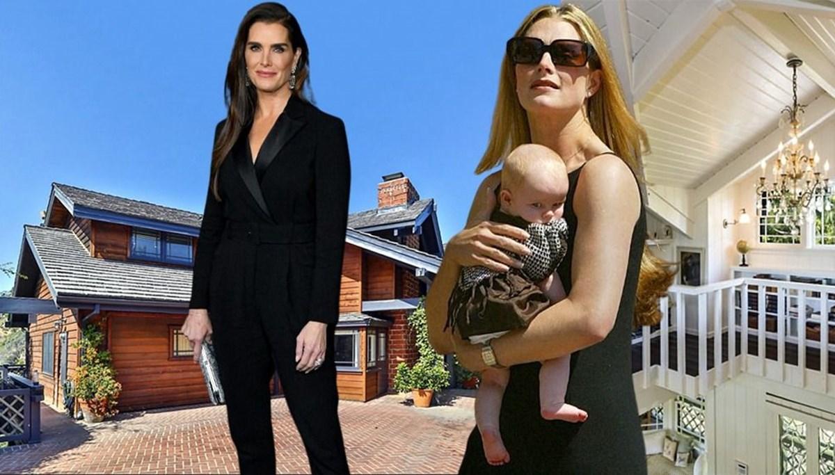 Brooke Shields evini 8 milyon dolara satıyor