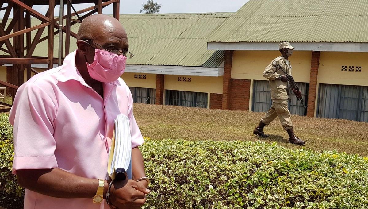 Ruanda Oteli filminin ilham kaynağı Rusesabagina'ya 25 yıl hapis