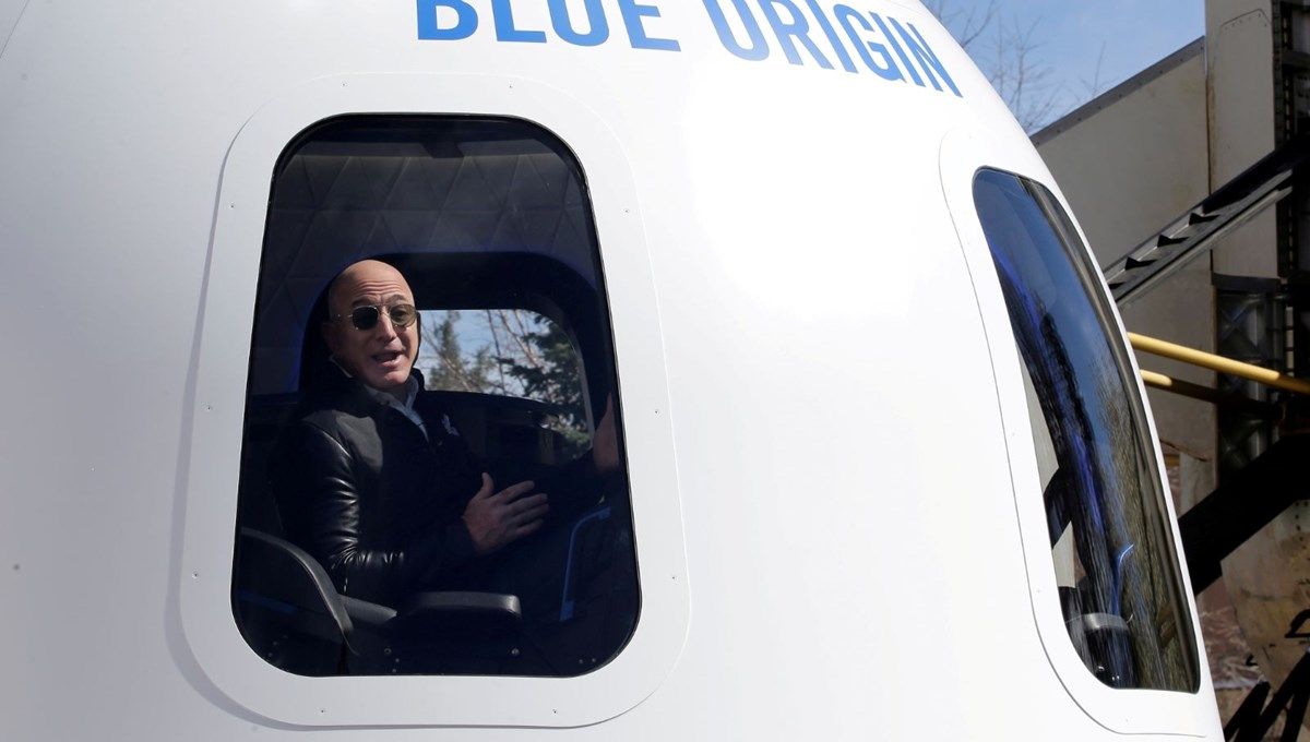 Blue Origin yakında fırlatılacak: Bezos da uzaya gidiyor
