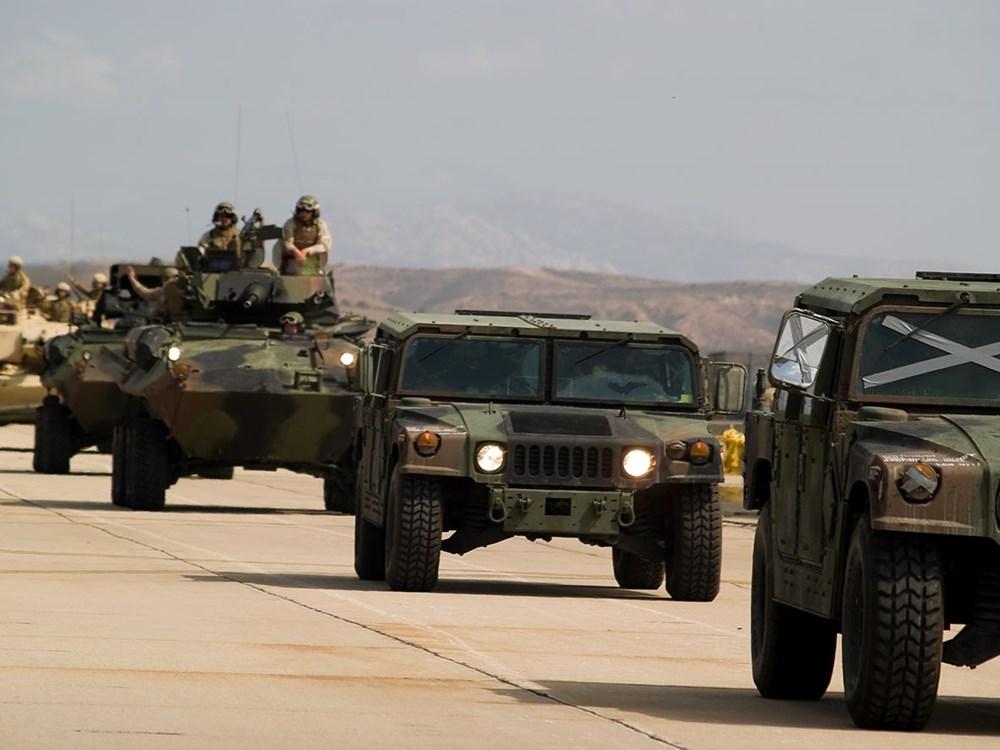 Dünyanın en fazla askeri harcama yapan 25 ülkesi: Listede Türkiye de var - 1