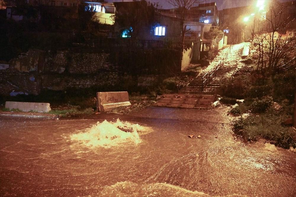 İzmir'de sağanak etkili oldu - 2