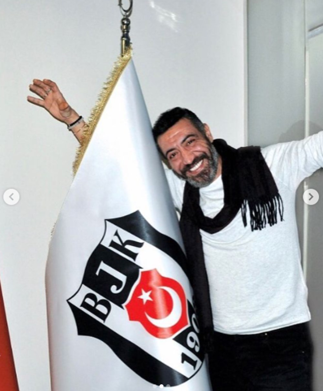 Ünlülerden Beşiktaş'ın şampiyonluk paylaşımları - 3