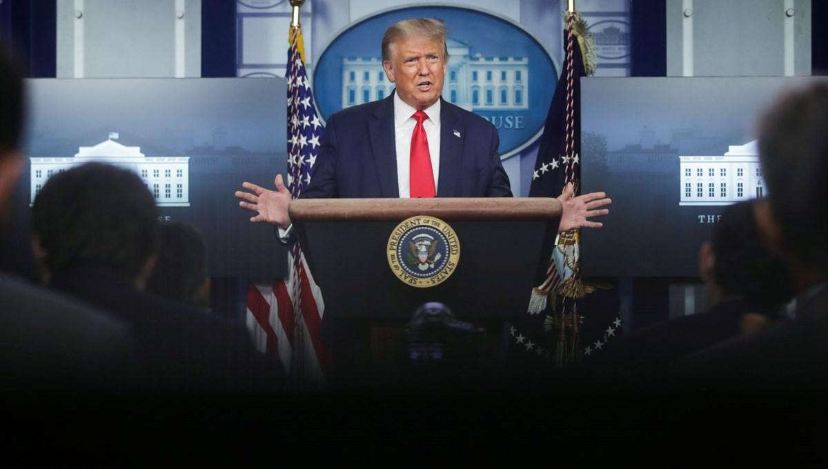 Trump: Karantinalar, Covid-19'un gelecekte bulaşmasını engellemiyor
