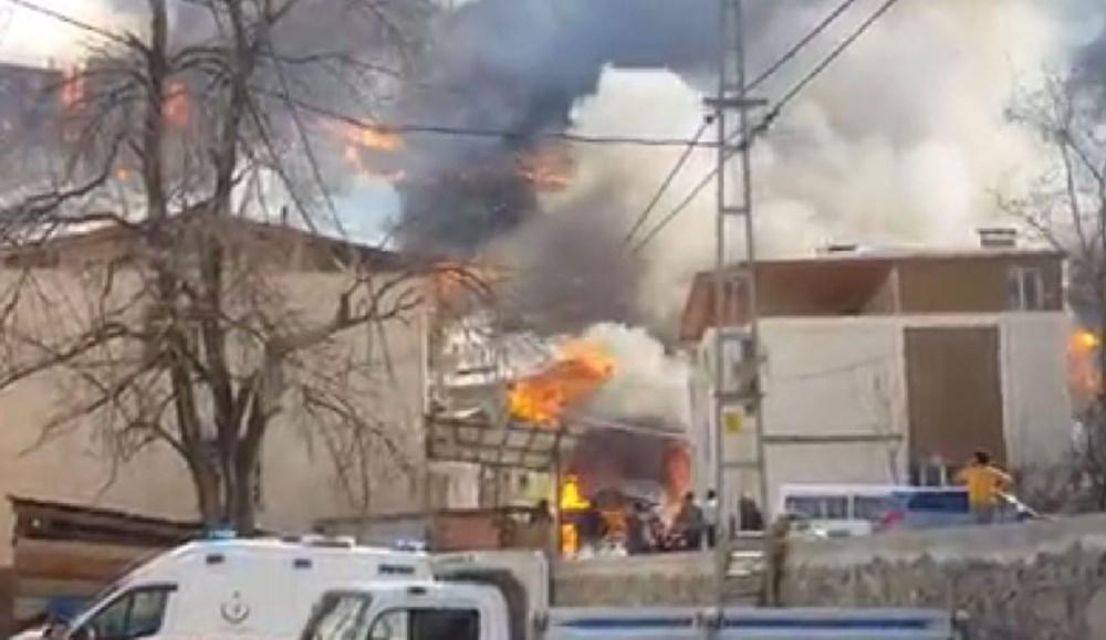 Artvin'deki yangın kontrol altında - 5