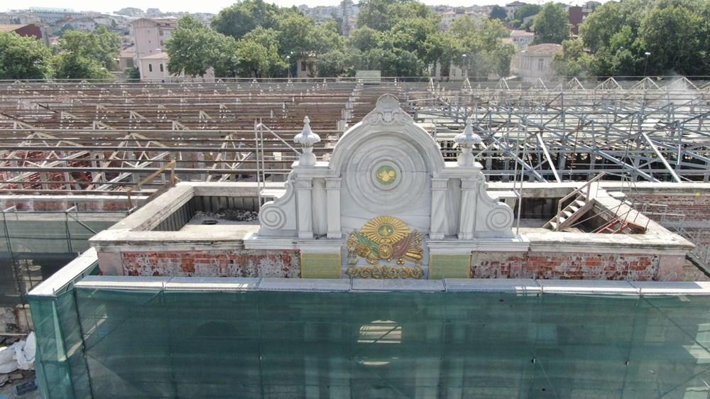 Müze olacak Feshane'nin restorasyonunun yüzde 60'ı tamamlandı - 4