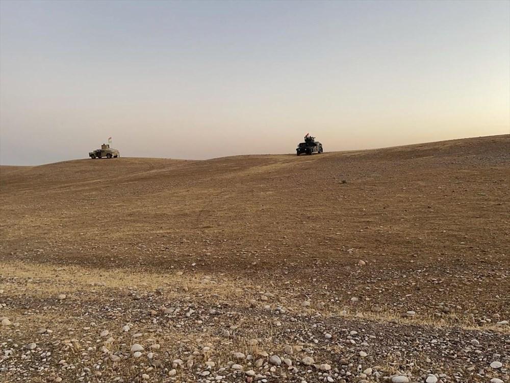 Irak'ta DAEŞ'e yönelik operasyon başlatıldı - 6