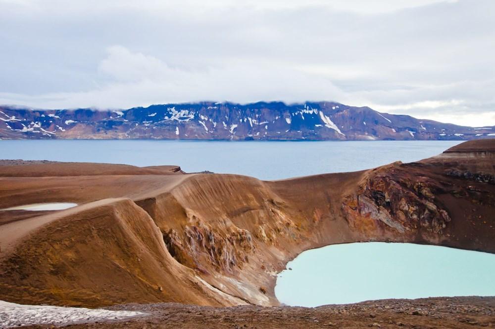 İzlanda'nın en aktif yanardağı saatli bir bomba gibi her an patlamaya hazır - 4