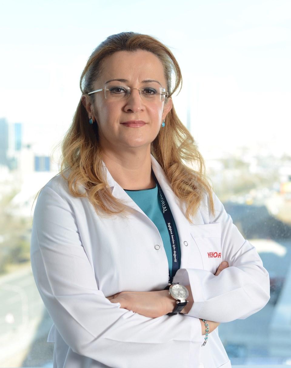 Göz Hastalıkları Uzmanı Op. Dr. Neslihan Astam