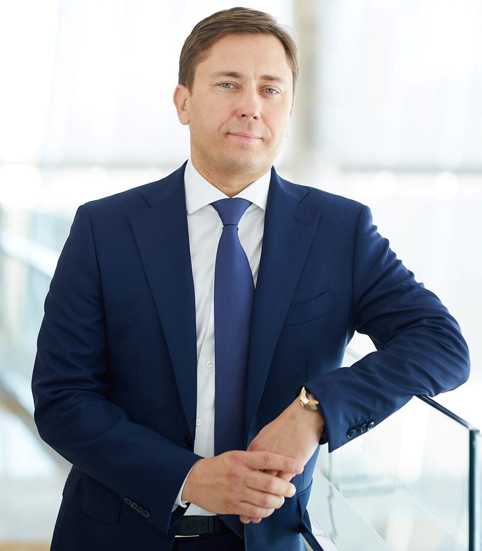 Kaspersky Lab Global Satıştan Sorumlu Genel Müdür Yardımcısı Maxim Frolov .