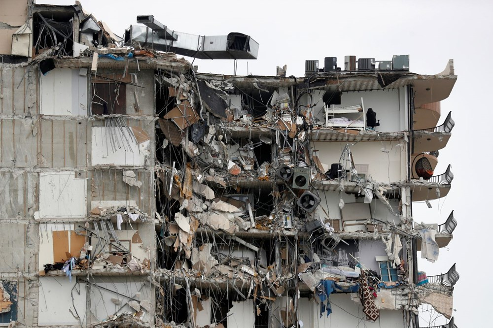 Building collapsed in the USA: Loss of life increased to 4, 159 people missing - 25