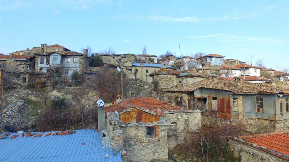 Helenistik dönemde kurulan Attouda Antik Kenti'nde yaşam devam ediyor - 6