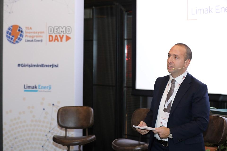 Limak Enerji Yönetim Kurulu Başkanı Batuhan Özdemir
