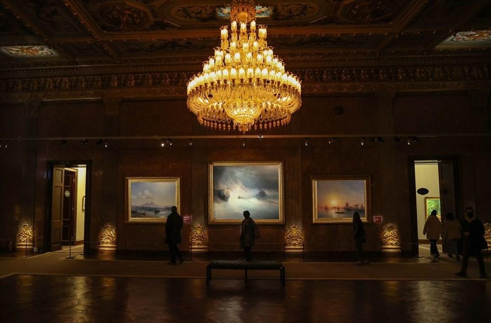 553 eser Osmanlı saray resminin tek temsilcisi Milli Saraylar Resim Müzesi'nde - 8
