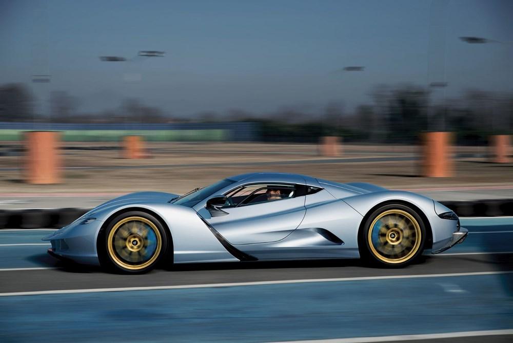 Dünyanın en pahalı elektrikli otomobili ilk teslimata hazır - 4