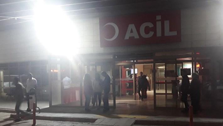 Bayburt'ta 35 asker zehirlenme şüphesiyle hastaneye kaldırıldı