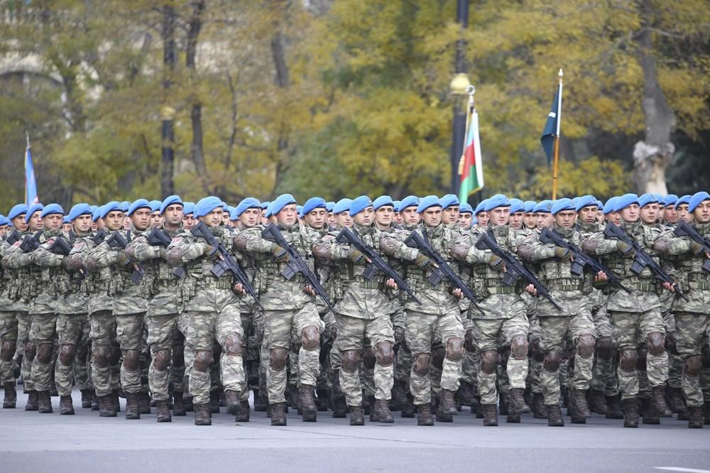 Bakü'de Karabağ zaferi kutlaması - 2